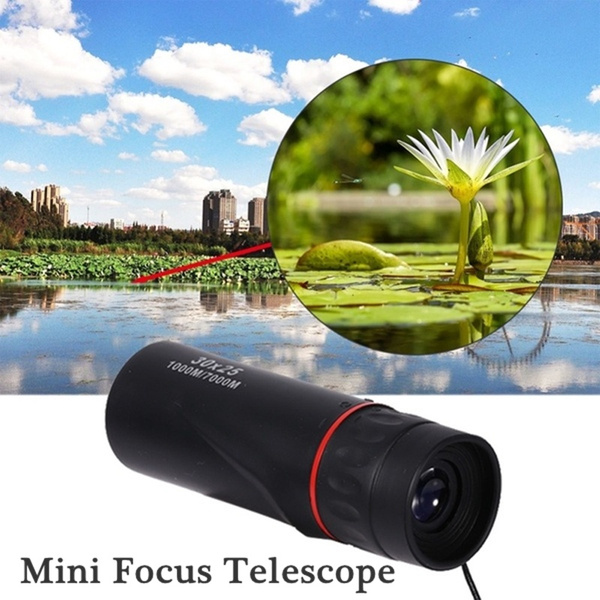 Mini, sportsampoutdoor, Telescope, Monocular