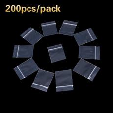 Mini, selfadhesivebag, plasticpackage, Zip