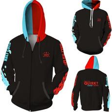 3D hoodies, Fashion, Cosplay, pullover hoodie