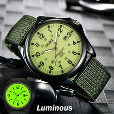 Army, Fashion, watches for men, nylonstrapwatch