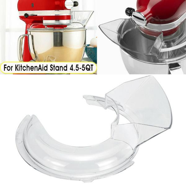 Mixers, Head, shield, mixerlid