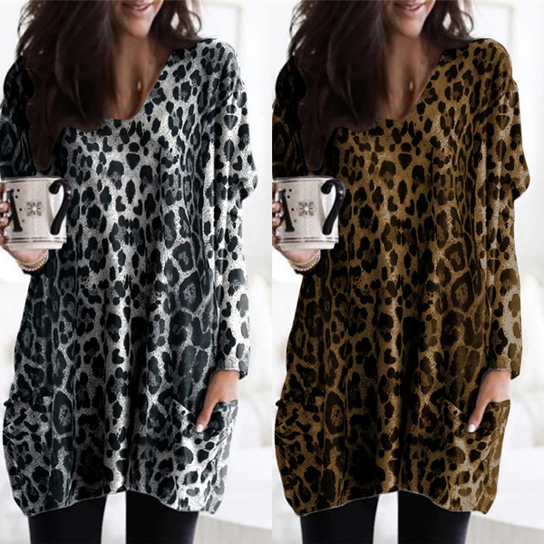 Plus Size, baggyshirt, longblouse, Long Sleeve