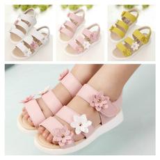 Beautiful, softshoe, flowershape, Baby Shoes