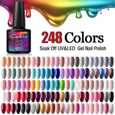 led, Beauty, gel nails, Nail Polish