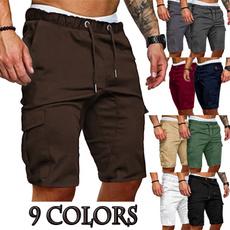 losseshort, Shorts, Elastic, summer shorts
