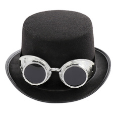 Punk Hats, party, Goth, Fashion