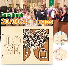 alternativeguestbook, Wedding Accessories, Wooden, weddingguestbook