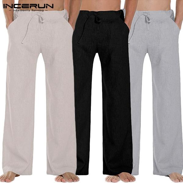 drawstringpant, mens Trousers, casualtrouser, Men's Fashion