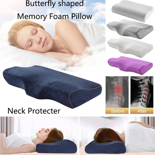 butterfly, cervicalpillow, neckpain, orthopedicpillow