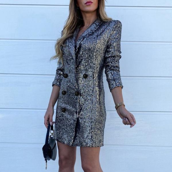 Fashion, Blazer, bling bling, Metallic