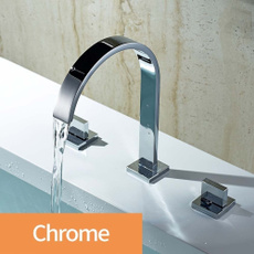 bathroomfaucet, mixertap, chrome, sinkmixer