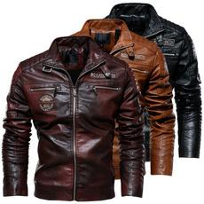 motorcyclecoat, Fashion, Winter, Cowboy