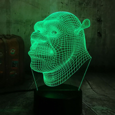 3dlamp, Night Light, usb, Home & Living