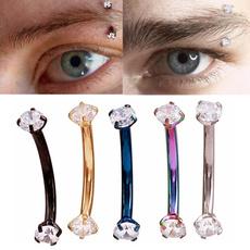 Steel, nipplepiercing, Jewelry, piercingjewelry