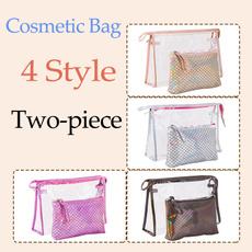 waterproof bag, for women, Makeup bag, Beauty