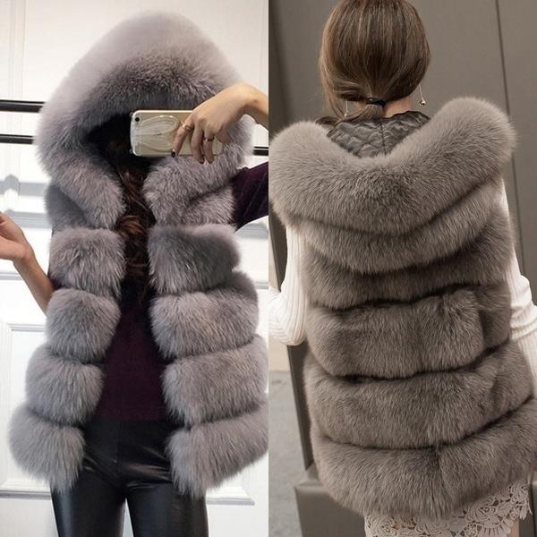 fauxfurcoat, Vest, Fashion, fur