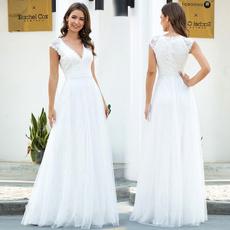 party, Lace, weddingdressforwomen, Evening Dress