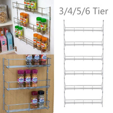 Kitchen Storage & Organization, Wall Mount, spicestorage, Shelf
