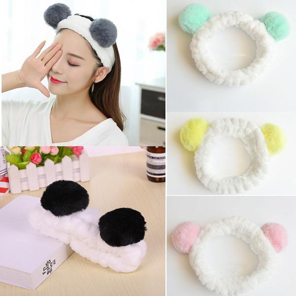 flannelwashingfaceheadband, headbandaccessorie, Fashion, cosmetic