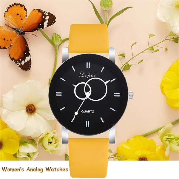 Fashion, leather strap, simplewatche, analogwatche