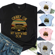 Fashion, Shirt, Sleeve, loose shirt