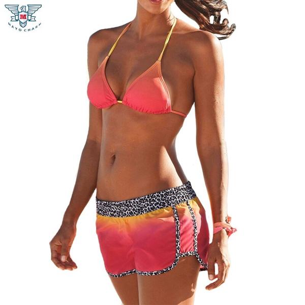 Fashion, trikini, Swimwear, Print