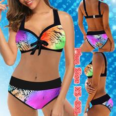 Bikinis Set, Womens Swimsuit, plus size bikinis, Plus Size Swimwear