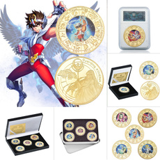 Zodiac, Jewelry, saintseiyatop, gold