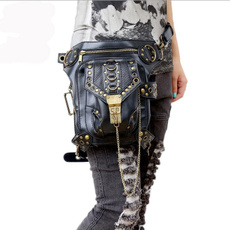 legbag, Shoulder Bags, steampunkwaistbag, multifunctionalbag