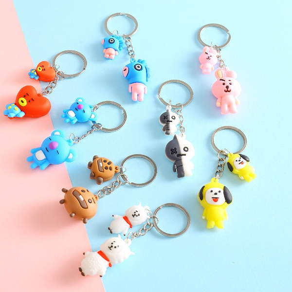 K-Pop, cute, Fashion, Key Chain