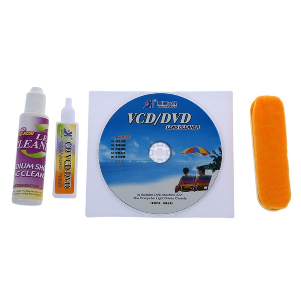 Fashion, lenscleaning, cleaningkit, vcdplayer