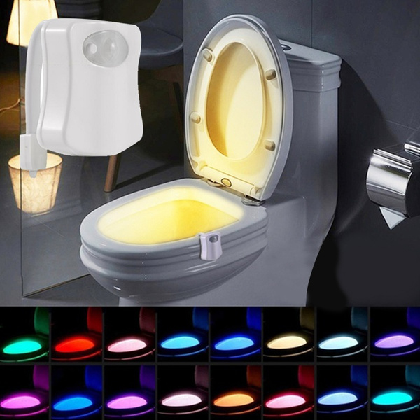 Bathroom Accessories, Night Light, lightbowl, Home & Living
