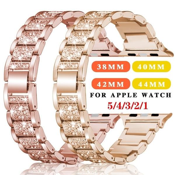 diamondwatchband, Steel, DIAMOND, Stainless Steel