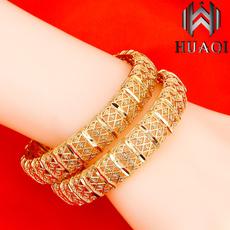 Charm Bracelet, gold bangle bracelet, Jewelry, Gifts