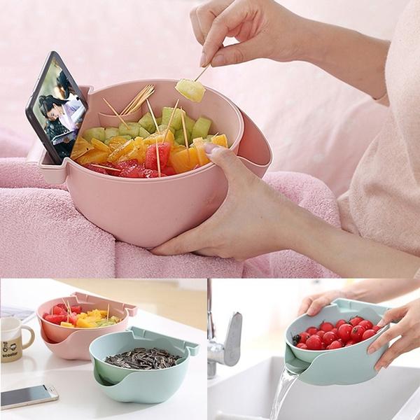 Home Supplies, fruitplate, Baskets, Phone