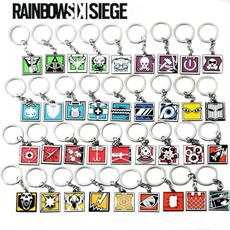 rainbow, keychainskeyring, Fashion, Key Chain
