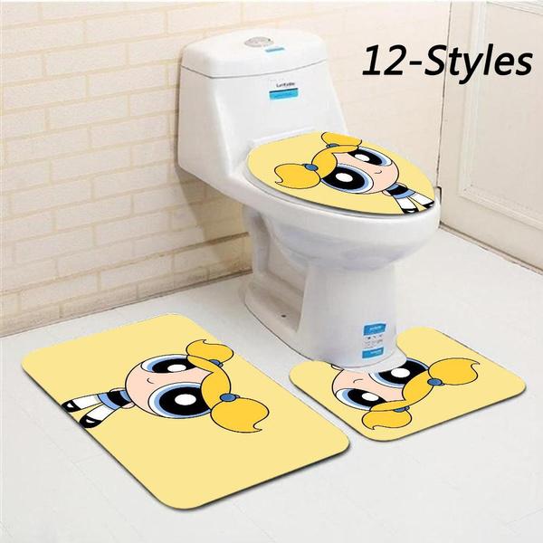 bathcarpet, bathandpedestalmat, Bathroom, Bathroom Accessories