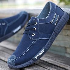 casual shoes, Fashion, Denim, Men