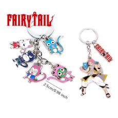 Keys, keyholder, Cosplay, fairytailkeychain