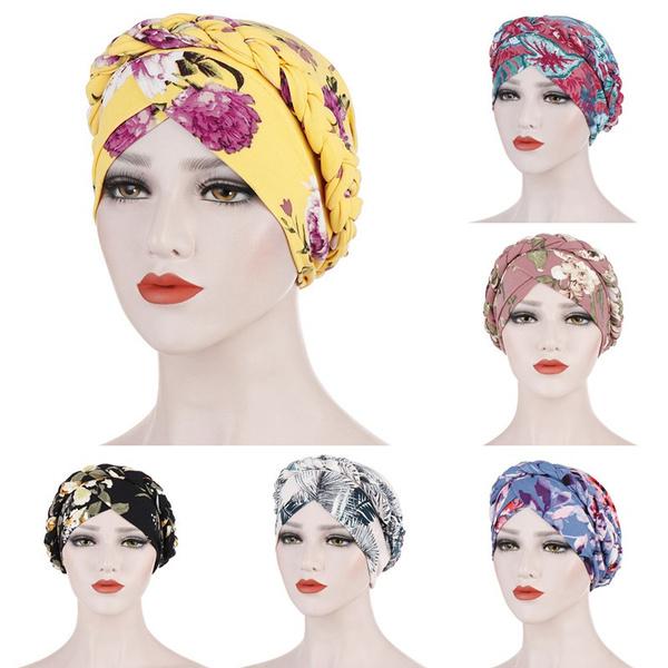printturbanwomencap, braidturban, sunblockhijab, Fashion