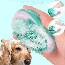 Bath, Bathing, Shower Gel, Pets