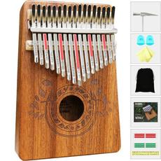 woodenkalimba, Musical Instruments, fingerpiano, kalimbakey