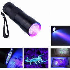 Flashlight, uvflashlight, led, purple