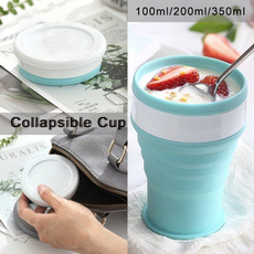 travelcamping, Cup, Silicone, drinkcup