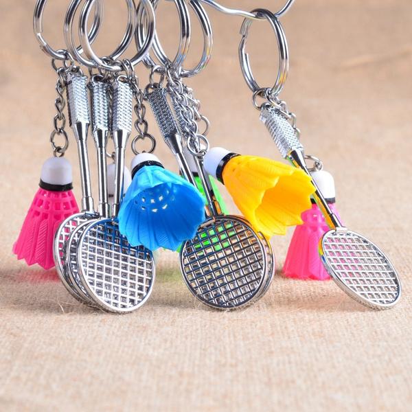 portachiavi, keyholder, badmintonhangingpendant, Key Chain