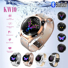 androidsmartwatch, heartratemonitor, applewatch, Stainless Steel