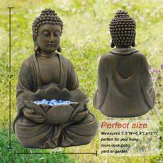 Antique, art, Decoración de hogar, gardenbuddha