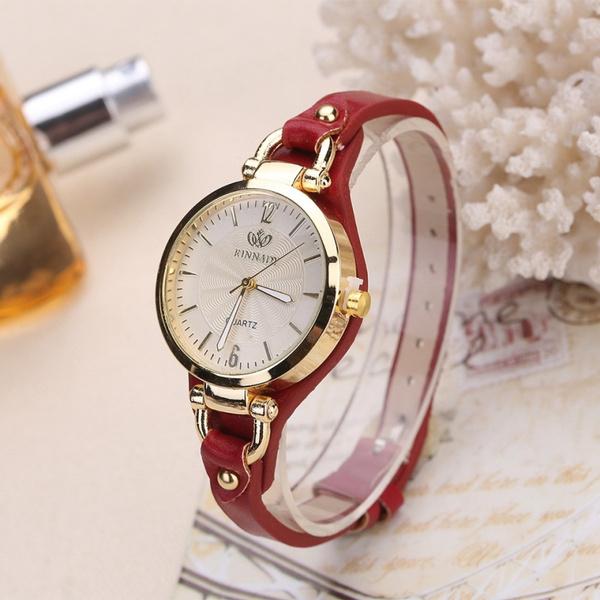 dial, quartz, dress watch, leatherstrapwatch