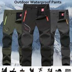 Fleece, trousers, men trousers, Hiking