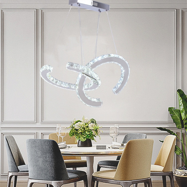crystal pendant, Fashion, ceilinglightfixture, Lighting & Ceiling Fans